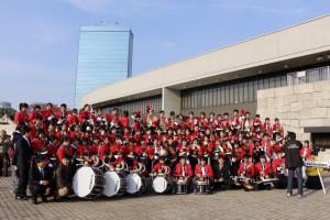 大阪城2013