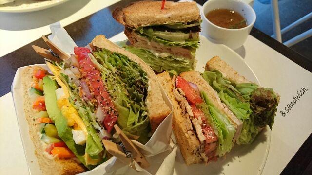 野菜サンド2